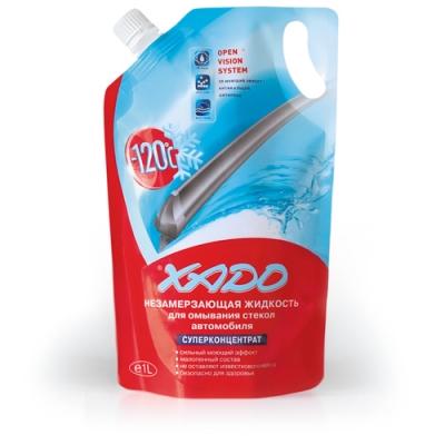 Рідина для омивання скла автомобіля XADO -120 ⁰С