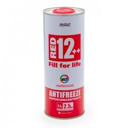 Концентрат антифризу для двигуна автомобіля Antifreeze Red 12++ 1,1 кг (XA 50008)