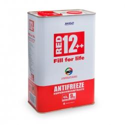 Концентрат антифризу для двигуна автомобіля Antifreeze Red 12++ 4,5 кг (XA 50308)