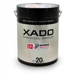 Антифриз для двигуна Antifreeze Red 12++ -40⁰С 20 л (XA 58509)