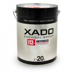 Концентрат антифризу для двигуна автомобіля Antifreeze Red 12++ 20 л (XA 58508)