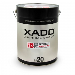 Антифриз для двигуна Antifreeze Red 12+ -40⁰С 20 л (XA 58507)