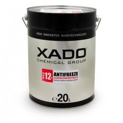 Концентрат антифризу для двигуна Antifreeze Red 12+ 20 л (XA 58501)