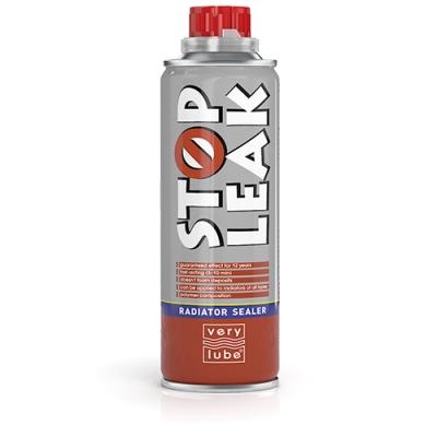 STOP LEAK - рідкий герметик радіатора